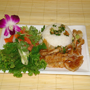 Special Food Cơm - Rice Plate