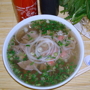 Special Food Phở - Beef Rice Noodle Soup